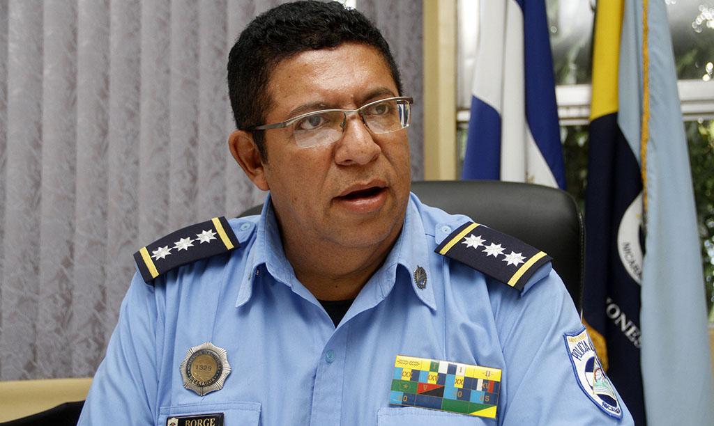 Fernando Borge, señalado de dirigir el ataque contra el periodista Willih Narváez. Foto: Cortesía/La Prensa