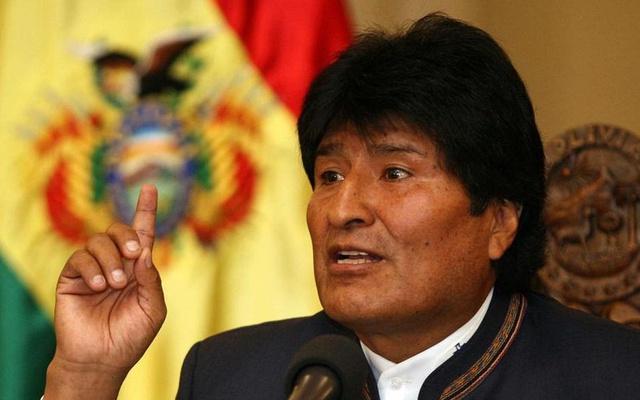 Evo Morales amenaza con militarizar Bolivia