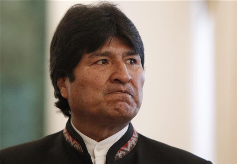 Evo Morales exige «justicia» por el supuesto «golpe de Estado» en su contra