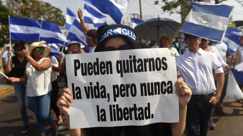 Crisis sociopolítica en Nicaragua genera depresión y ansiedad. Foto: France