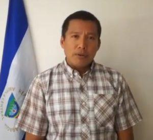 Henry Ruiz, líder del Movimiento Campesino Anticanal