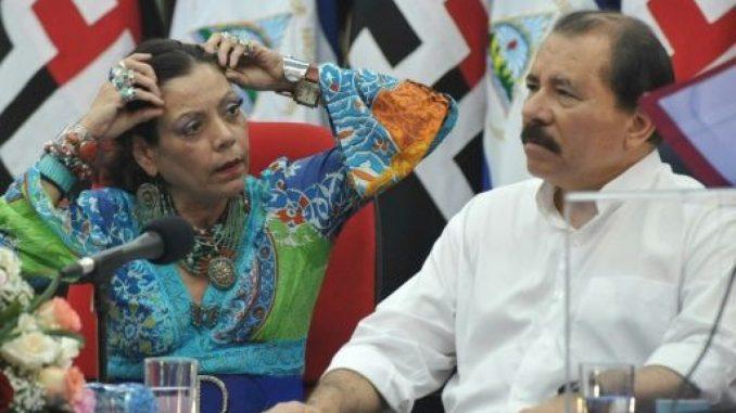 Pareja presidencial es mal evaluada por los nicaragüenses