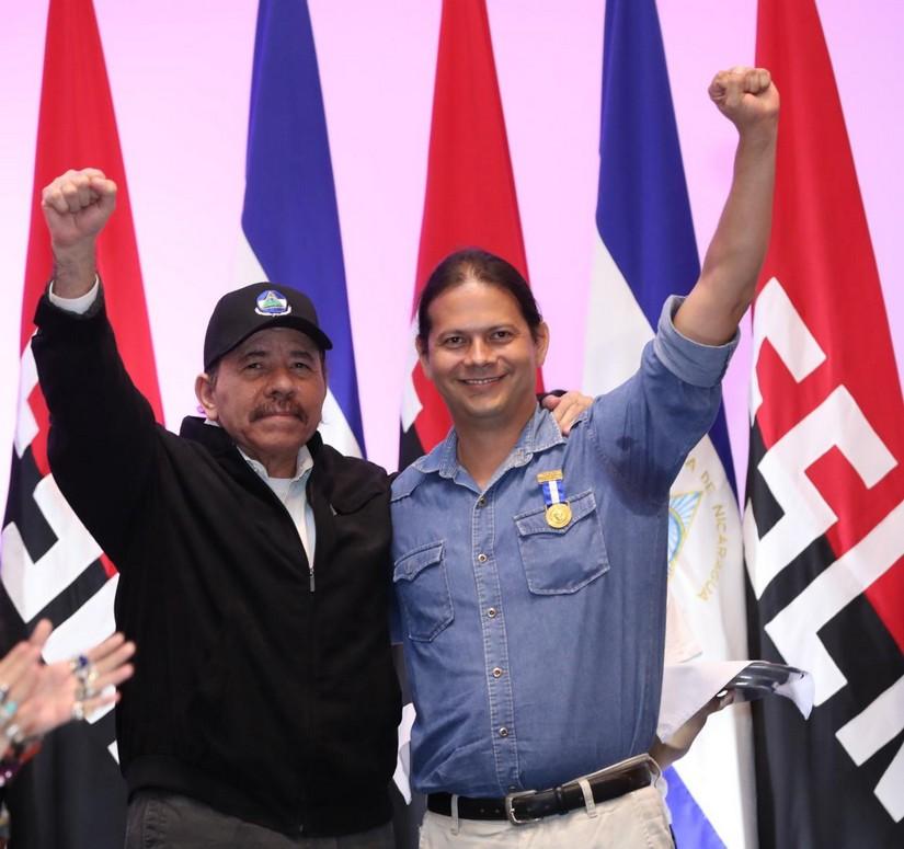 Régimen orteguista premia al expresidente de la UNEN como embajador de Nicaragua en Irán