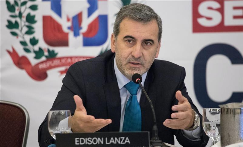 Edison Lanza, relator de la CIDH: «Urgimos al Estado de Nicaragua sancionar agresiones contra periodistas en el desempeño de su labor »