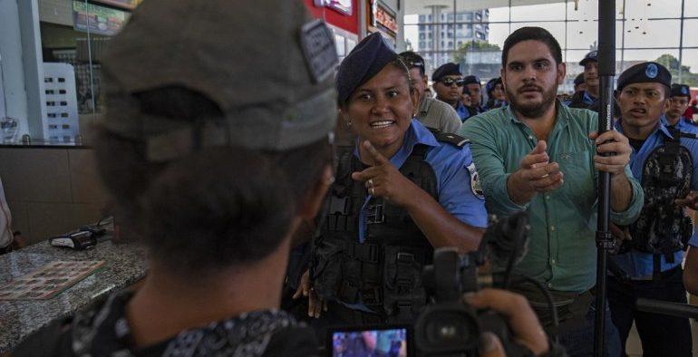 CIDH condena represión policial a autoconvocados y agresión a periodistas independientes