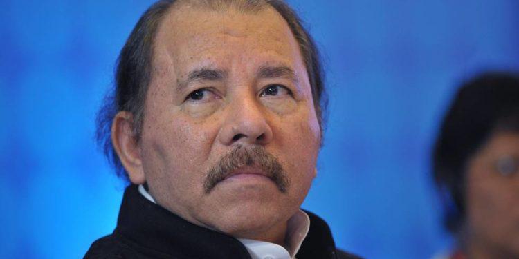 Dictador Daniel Ortega. Foto: El País.