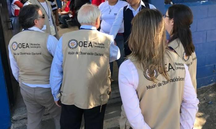 Organizaciones opositoras exigen al régimen de Ortega la participación de la OEA en discusión de reformas electorales