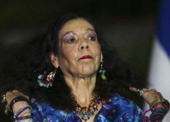 Rosario Murillo arremete contra la oposición nicaragüenses tildándolos de «forajidos» y «desalmados»