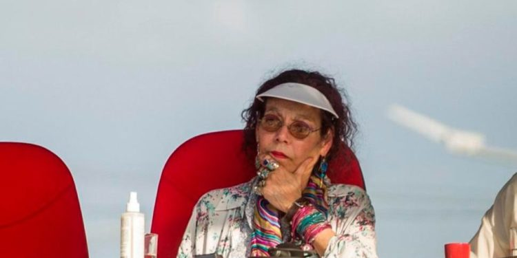 Rosario Murillo. Foto: Tomada de Internet.