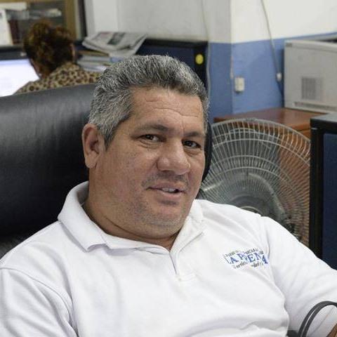 Emiliano Chamorro Mendieta, periodista despedido por La Prensa tras grave crisis económica que atraviesa el diario. Foto: Cortesía