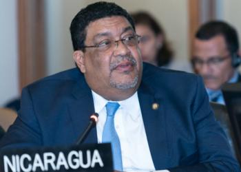La petición del enviado del régimen ante la ONU: «Que Estados Unidos pare las sanciones»