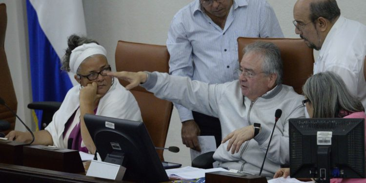 Asamblea Nacional de Nicaragua. Foto: La Prensa.