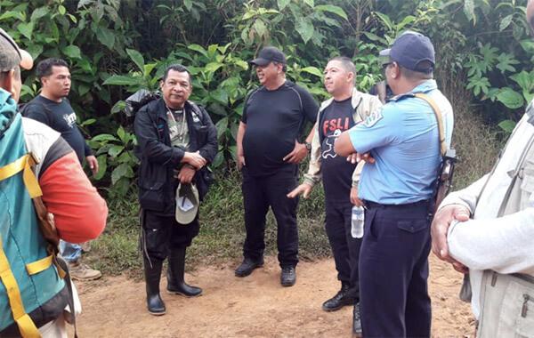 La reunión la sostuvieron el pasado domingo 2 de enero. Foto: Cortesía