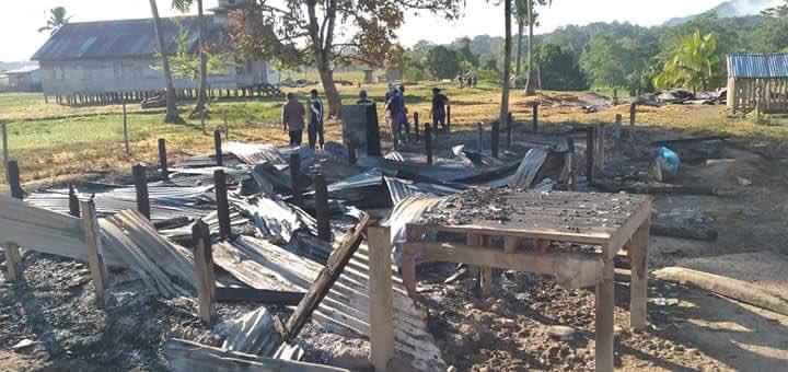 Régimen orteguista negó la masacre en la comunidad Alal y ahora se lava las manos prometiéndoles la reconstrucción de sus casas