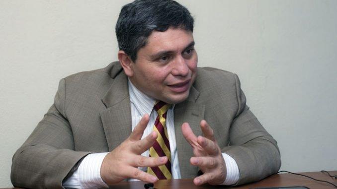Político opositor y analista Eliseo Núñez Morales. Foto: Cortesía