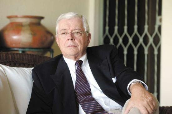 Excanciller de Nicaragua Francisco Aguirre Sacasa. Foto: La Prensa