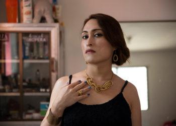 Kysha López, exrea política. Foto: Niú