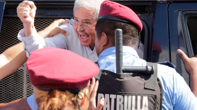 Don Lolo Blandino ha hecho frente contra la dictadura Ortega Murillo