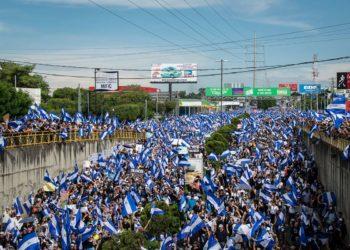 Nicaragüenses marcharán el martes 25 de febrero en Managua a la una de la tarde