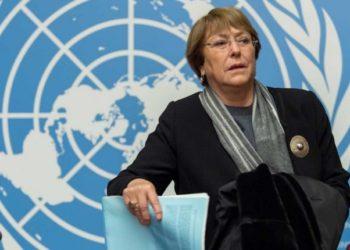 Michelle Bachelet presentará informe sobre la situación de Nicaragua. Foto: Tomada de la web.