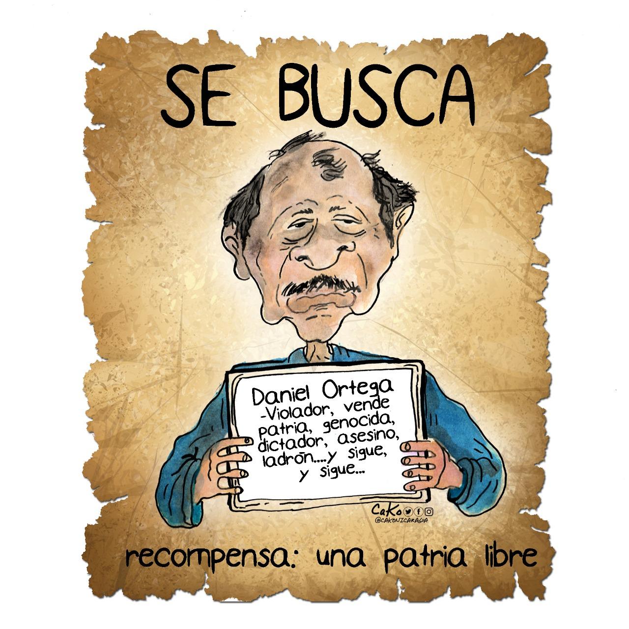 La Caricatura: SE BUSCA
