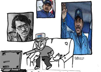 La Caricatura: La olla hablando del comal