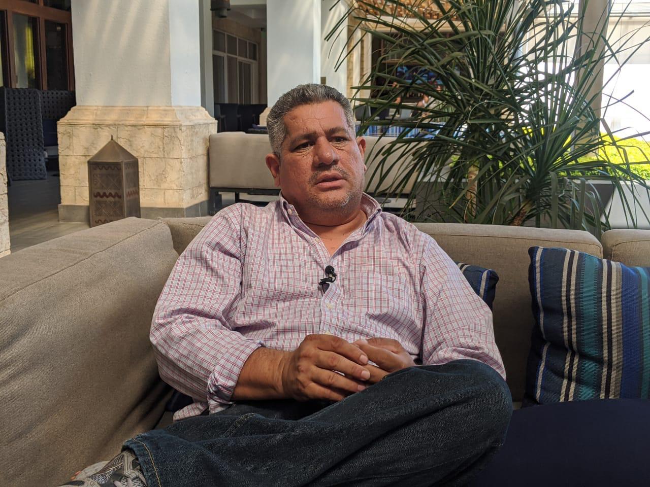 Emiliano Chamorro, periodista y director de Portavoz Ciudadano. Foto: Nicaragua Investiga