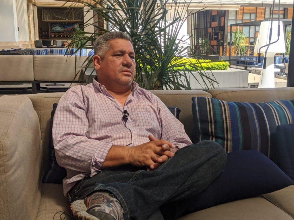 Periodista Emiliano Chamorro lanza proyecto periodístico digital. Foto: Cortesía