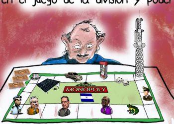 La Caricatura: El juego de la división y el poder