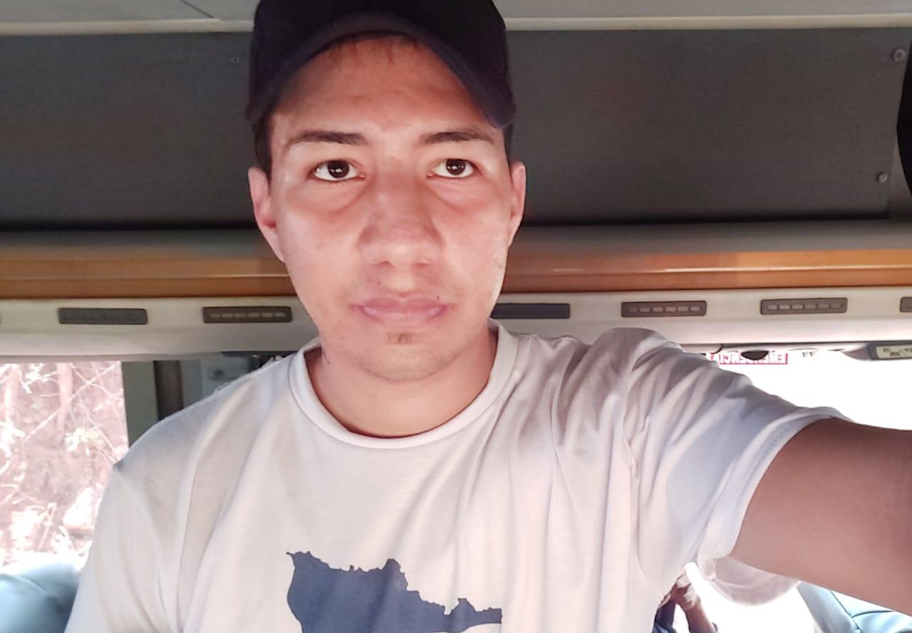 Gerson Snayder Suazo se exilia en Costa Rica tras orden de captura. Foto: Cortesía