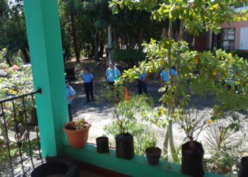 Casa del doctor José Luis Borge de la Unidad Médica Nicaragüense. Foto: Cortesía