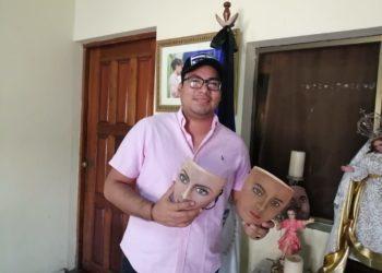 Yubrank Suaz, integrante del sector político de la Alianza Cívica. Foto: Noel Miranda/Artículo 66