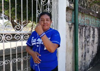 """Exrea política Karla Ñamendi: """"Un policía me dijo que si sigo jodiendo me va volver a meter presa"""". Foto: Noel Miranda/Artículo 66"""