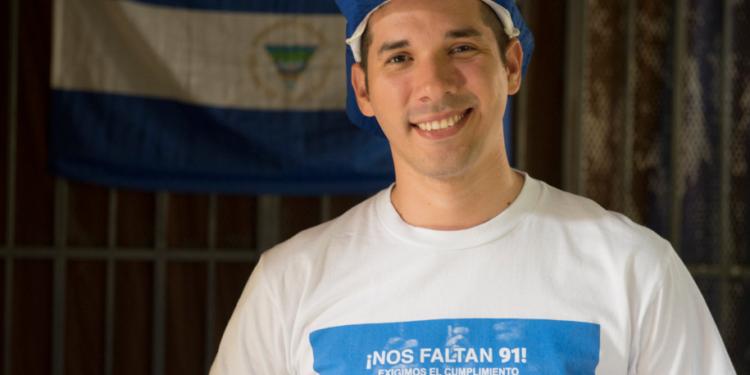 Edwin Carcache acepta representar a la Alianza Cívica en Estados Unidos. Foto: La Prensa.