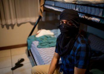 Exiliados en Costa Rica. Foto: Carlos Herrera.