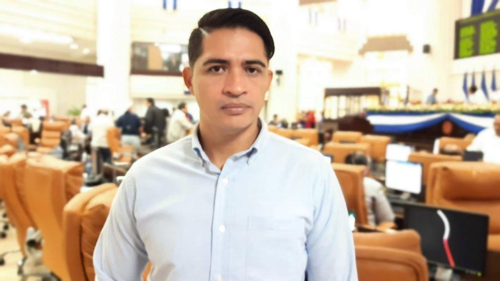 Diputado Jimmy Blandón del PLC. Foto: Tomada de Internet
