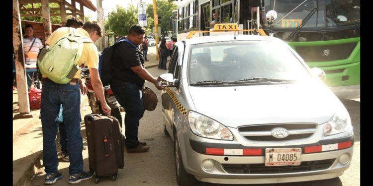 Régimen de Ortega advierte a las plataformas digitales que ofrecen el servicio de transporte a «abstenerse»de contratar vehículos particulares