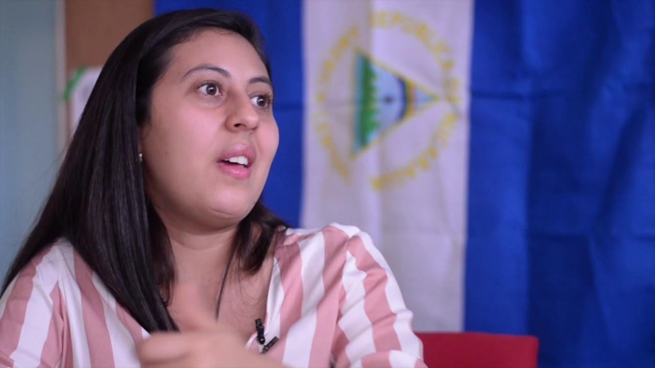 Zayda Hernández: «Alianza Cívica es un cascarón controlada por los empresarios». Foto: Cortesía / La Prensa