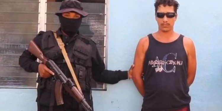 Policía orteguista captura a uno de los supuestos responsables de la masacre en la comunidad mayangna Alal