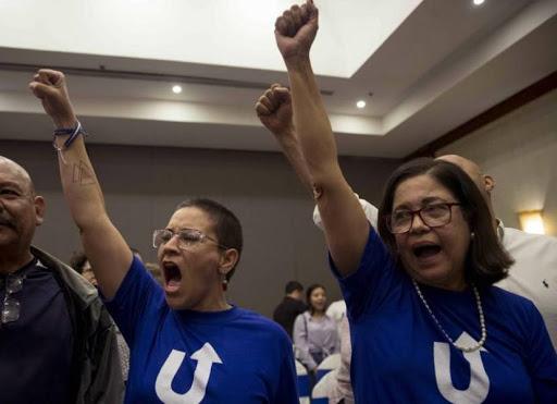Unidad Nacional en Nicaragua está condicionada. Foto: Tomada de internet.