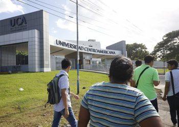 UCA suspende clases presenciales para prevenir pandemia del Covid-19. Foto: END
