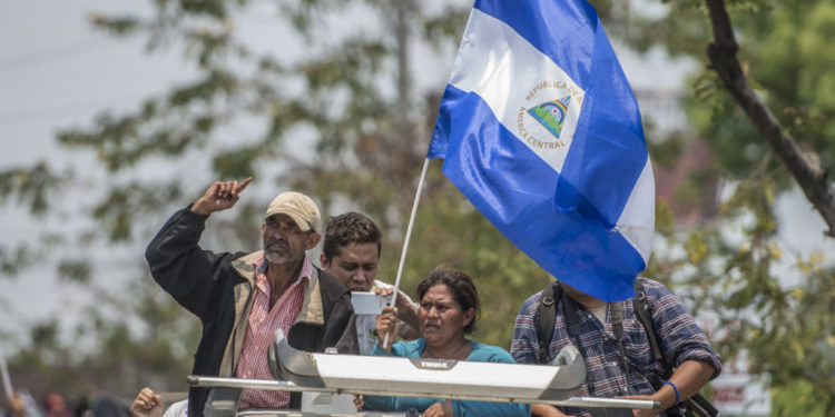 «La Coalición Nacional es necesaria pero tenemos más dudas que esperanzas», dice Francisca Ramírez tras su pronto retorno al país. Foto: Óscar Navarrete/La Prensa