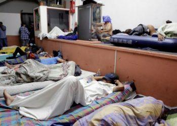 Se eleva a más de cien mil, el número de nicaragüenses refugiados por represión gubernamental. Foto: Cortesía