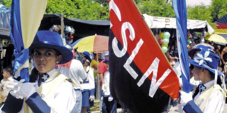 Gobierno de Nicaragua obligará a estudiantes a marchar por el Día Nacional de la Alfabetización sin importarle el riesgo por el Covid-19. Foto: La Prensa