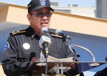 Director de la CPDH denuncia al comisionado sancionado y jefe de la DOEP, Justo Pastor por agresiones físicas al equipo técnico