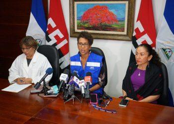 Rosario Murillo confirma que el Minsa recibirá donaciones de equipos de protección por COVID-19