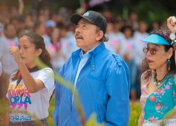 Dictadura de Ortega mantiene su «normalidad» con fiestas patronales y actividades culturales
