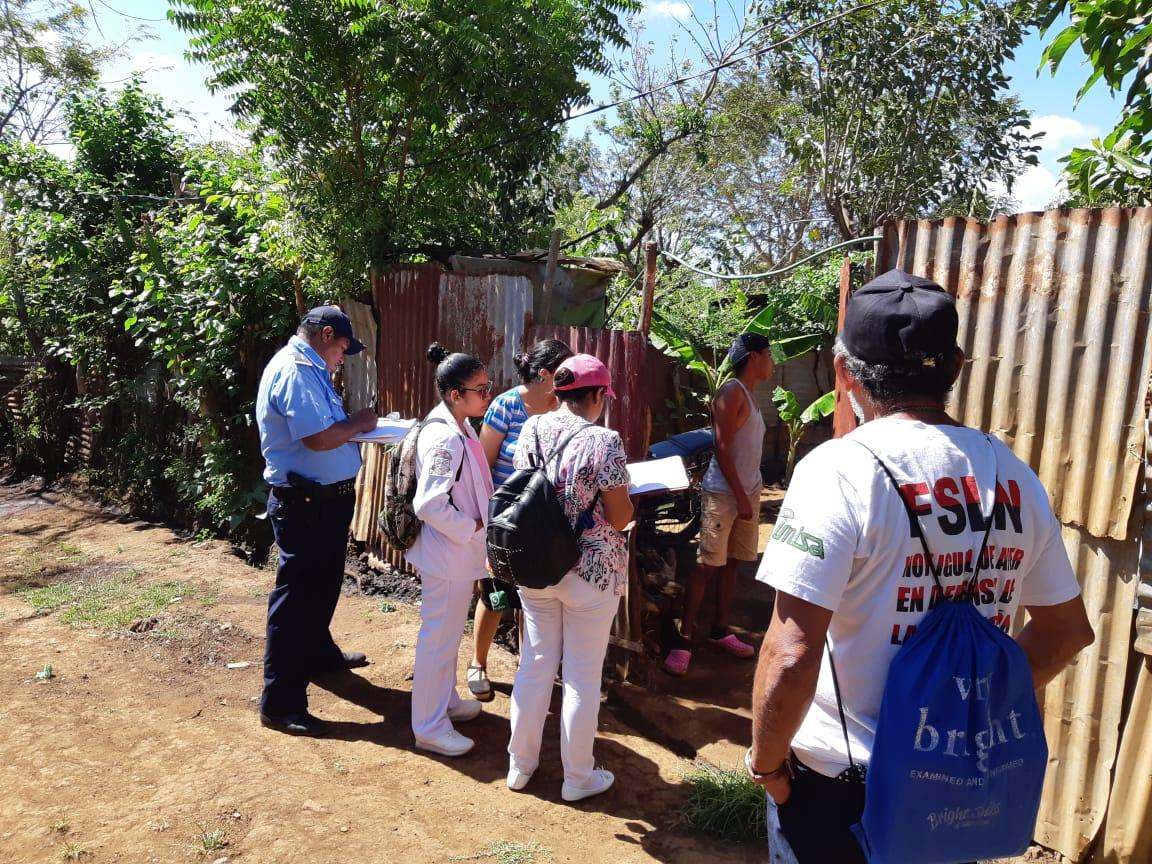 Nicaragüenses inician campaña de «no abrir las puertas» a los trabajadores del Gobierno