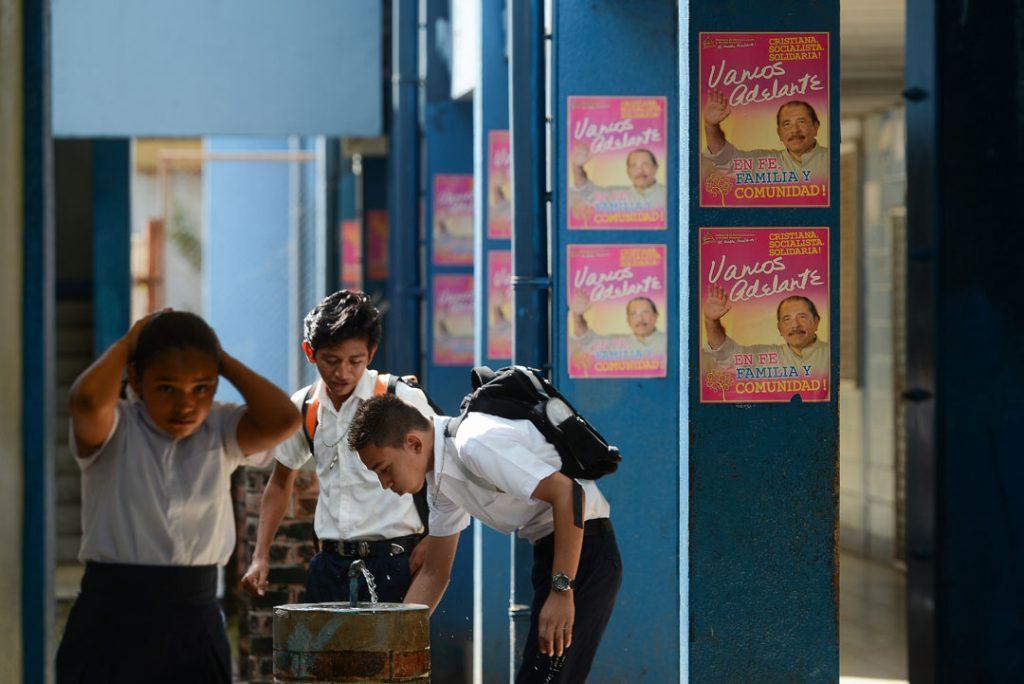 Oenegés que trabajan con niñez demandan suspensión de clases en las escuelas. Foto: Confidencial