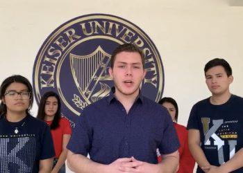 Estudiantes salvadoreños que se encontraban en Nicaragua logran regresar a su país y permanecen en «cuarentena»